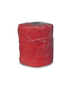 Corda Polipropileno 2,0  mm x 360metros Vermelha Rolo - Okubo