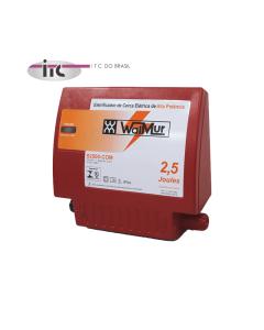 ELETRIFICADOR 12V/110-220V - S2500-COM 2,5 JOULES