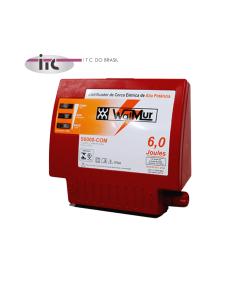 ELETRIFICADOR 12V/110-220V - S6000-COM - 6 JOULES