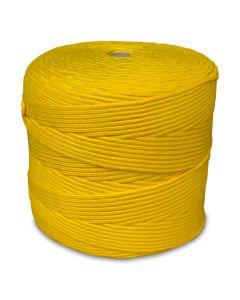 Corda Polipropileno 4,0 mm x 520 metros Amarela Rolo - Okubo