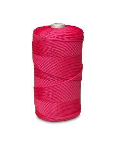 Corda Polipropileno 2,5 mm x 270 metros Vermelha Rolo - Okubo