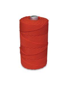 Corda Polipropileno 3,0 mm X 190 metros Vermelha Rolo - Okubo