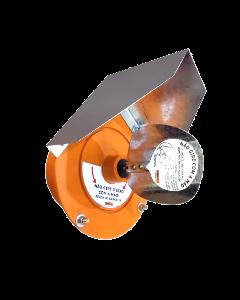 KIT ROTONIVEL INOX 24VCC/CA COM PROTECAO, PA E EIXO INOX - WIDITEC QUALYAGRO