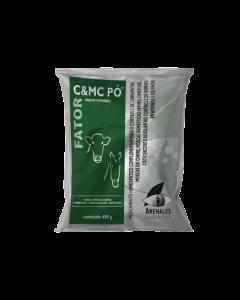 Medicamento Homeopático Arenales FATOR C&MC PÓ 400g