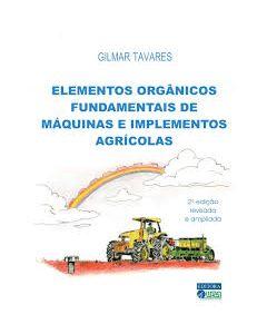 Elementos Orgânicos Fundamentais de Máquinas e Implementos Agrícolas  R$45,00