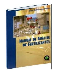 Manual de Análise de Fertilizantes    R$75,00