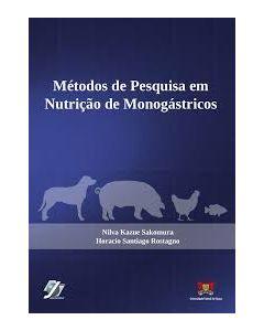 Métodos de Pesquisa em Nutrição de Monogástricos