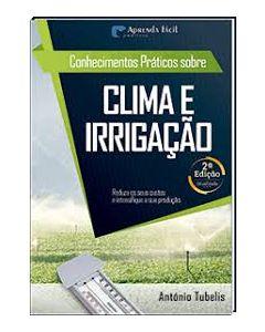 Conhecimentos Práticos sobre Clima e Irrigação   R$102,00