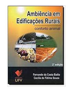 Ambiência em Edificações Rurais - Conforto Animal  R$85,00
