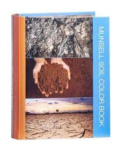 MUNSELL SOIL COLOR BOOK   R$2.220,00
