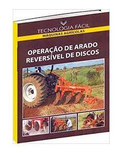 Operação de arado reversível de discos   R$82,00