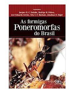 Formigas Poneromorfas do Brasil   R$262,50