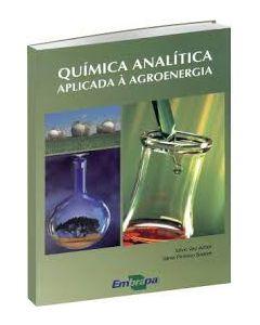 Química Analítica - Aplicada à Agroenergia   R$13,00