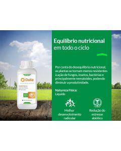 Fertilizante organomineral Gênica Dulia