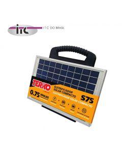 Eletrificador Solar S75