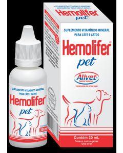 SUPLEMENTO HEMOLIFER PET - Alivet