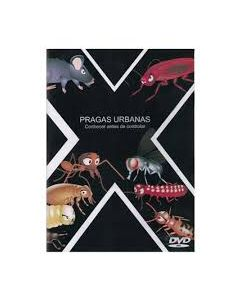 DVD - Pragas Urbanas - Conhecer Antes de Controlar  R$35,00