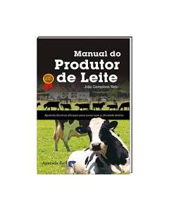 MANUAL DO PRODUTOR DE LEITE R$199,00