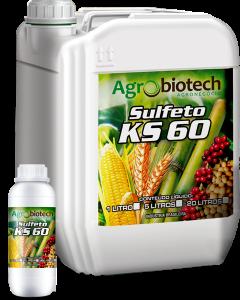 Fertilizante Sulfeto Ks60 (Bombona de 20 litros) - Agrobiotech