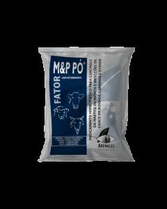 Medicamento Homeopático Arenales FATOR M&P PÓ 400g