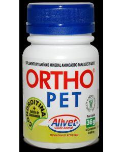 Regenerador Articular ORTHO PET 600g - Alivet