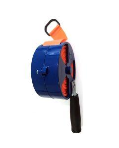 Carretel Dispensador Recolhedor com Fita - SafebySafe